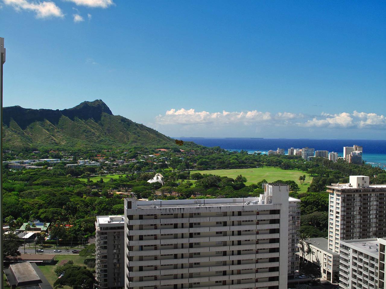 Waikiki Banyan #3401 T1 l ワイキキ・バニヤン #3401 T1 リ