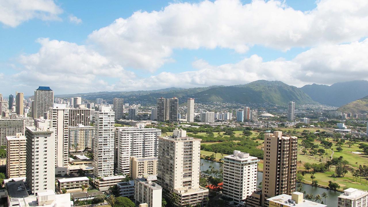 Waikiki Banyan #3406 T1 l ワイキキ・バニヤン #3406 T1