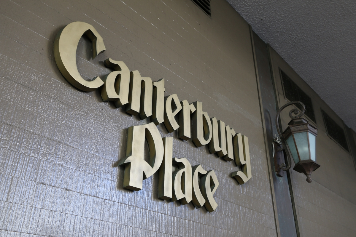 CANTERBURY PLACE #32D