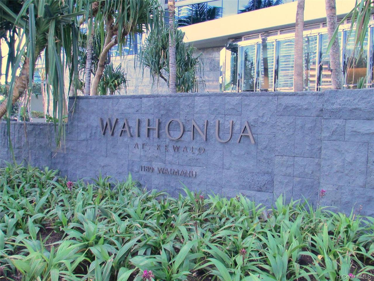 Waihonua 3402 | ワイホヌア3402 | ハワイ不動産 カイナハレ ハワイ