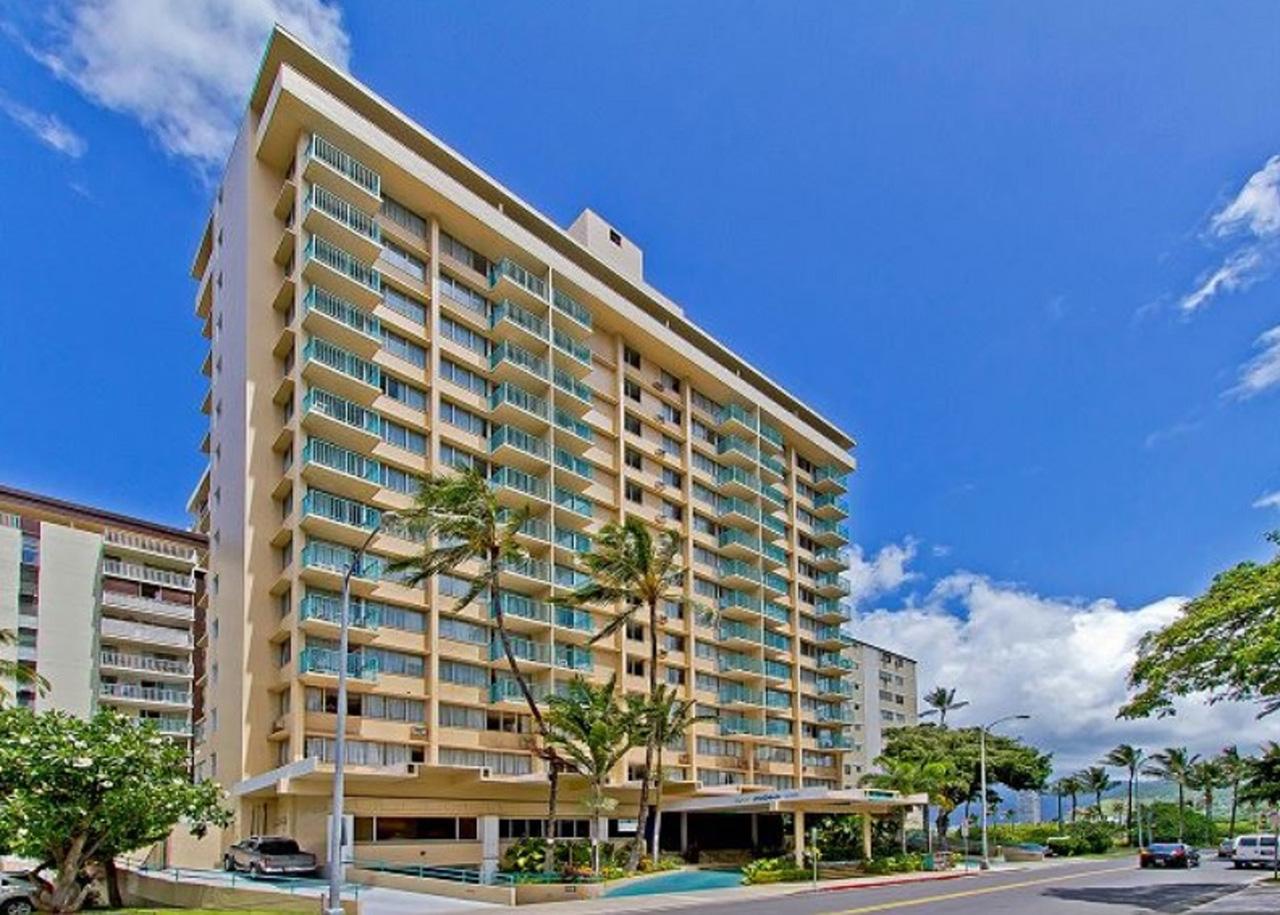 Aloha Surf #709 | ハワイ不動産 カイナハレ ハワイ