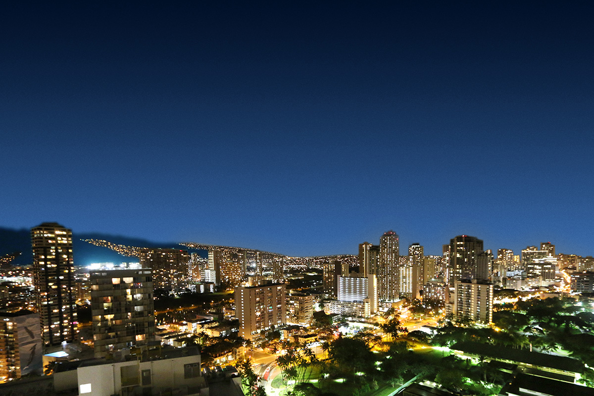 CANTERBURY PLACE #32D | ハワイ不動産 カイナハレ ハワイ
