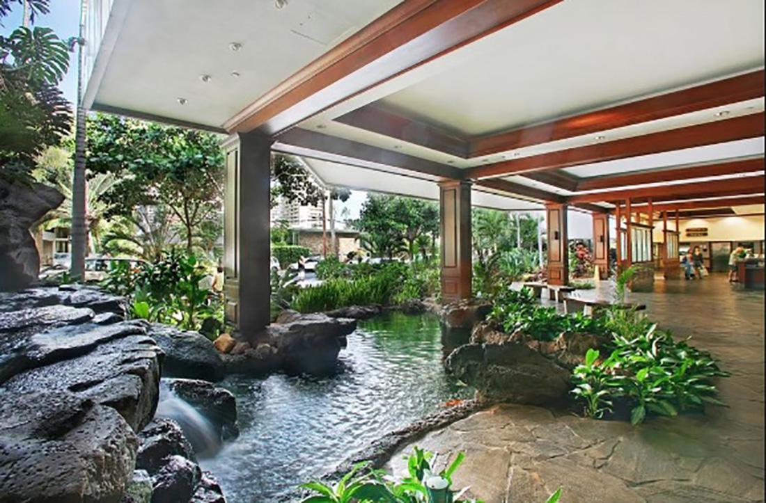 Waikiki Banyan #814-II | ワイキキ・バニヤン #814-II